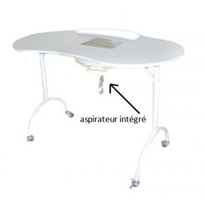 table manucure